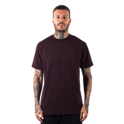 Camiseta_Tubo_SangriaHTR_Frente