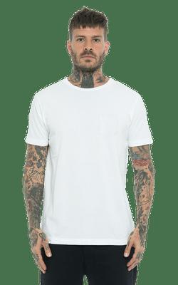 Camiseta_TinturadaBolso_White_Frente