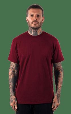 Camiseta_Tubo_CranberryHTR_Frente