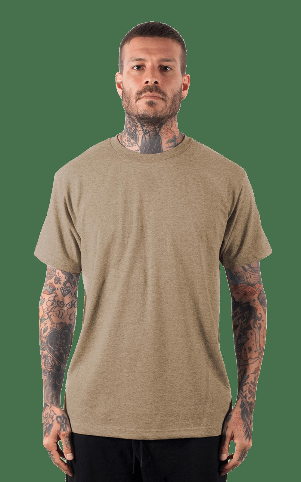Camiseta_Tubo_KhakiHTR_Frente