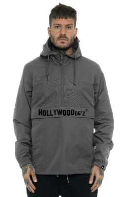 Jaqueta_EXP94_HollywooDogz_Charcoal_Frente