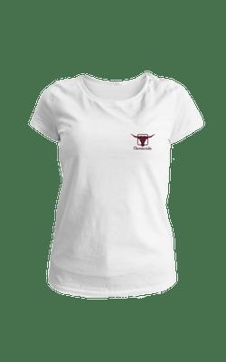 Camiseta_BabyLook_Churrascada_LogoWhite_White_Frente