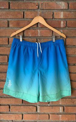 shorts_degrade_azul_verde